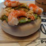 [池袋のグルメを満喫しよう] Awesome Cafeでエビアボカドベーグルを食べてきました
