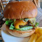 [池袋のグルメを満喫しよう] BROOKLYN MILLSでアボカドチェダーハンバーガーを食べてきました